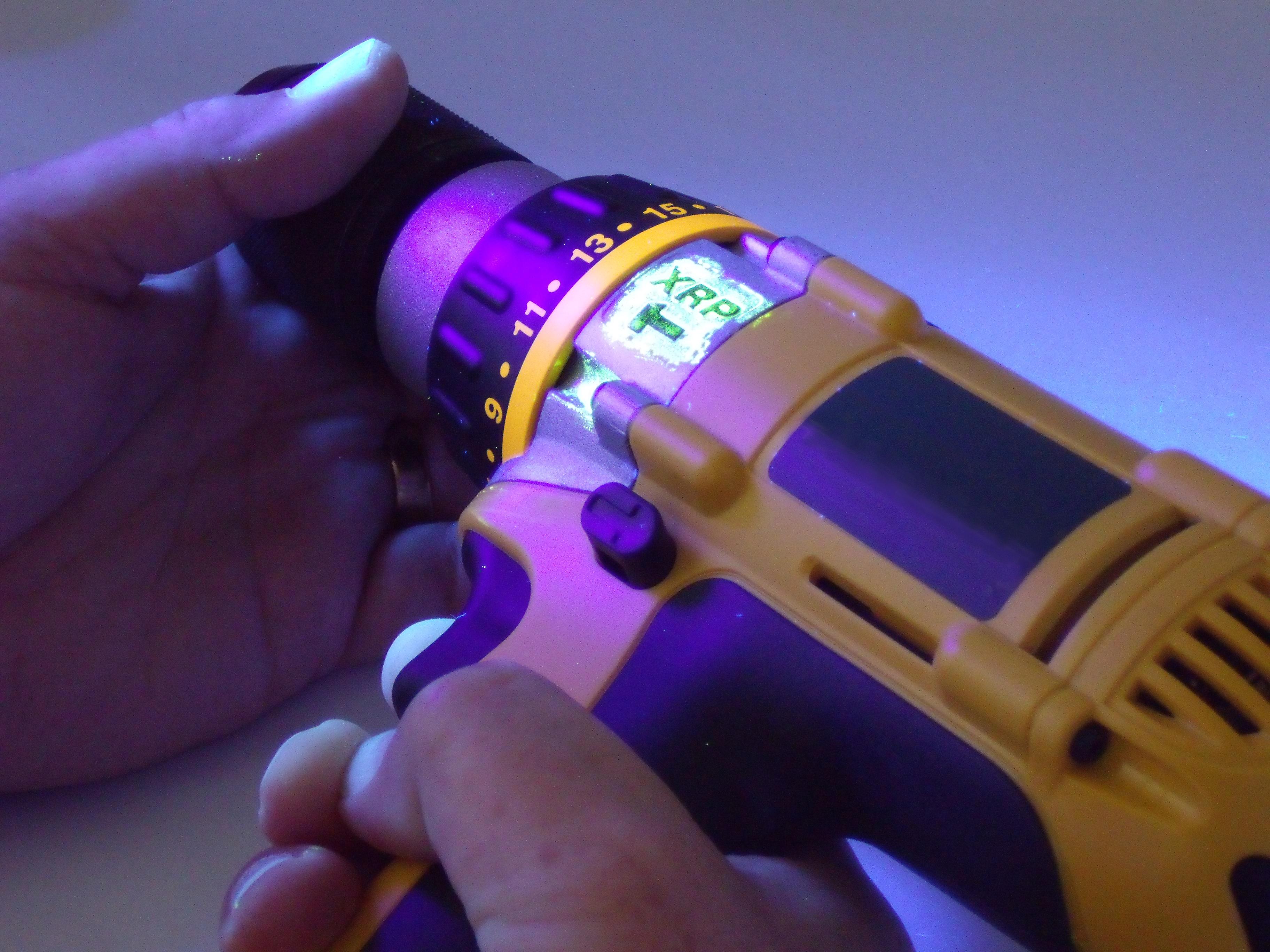 Smartwater MärkDna märkning skruvdragare